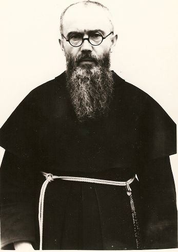 "St. Maximilian's ""Secret"" to Holiness"