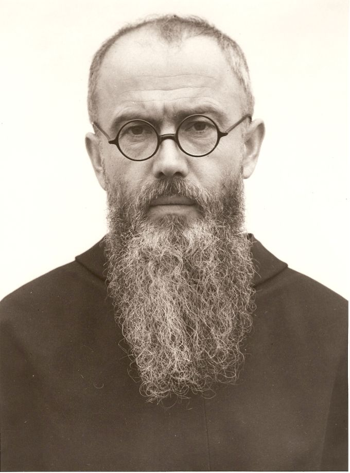 photo gallery st maximilian kolbe. Black Bedroom Furniture Sets. Home Design Ideas