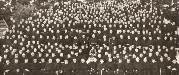 Group of Friars