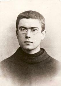 St. Maximilian Kolbe as a Friar